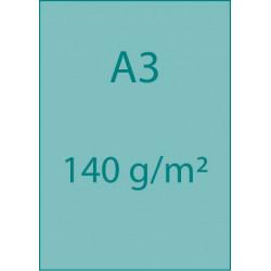 Affiches A3 140 g/m²