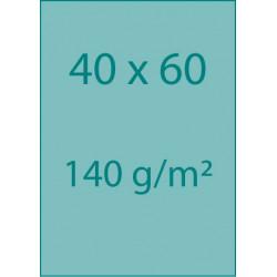 Affiches 40x60 140 g/m²