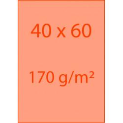 Affiches 40x60 170 g/m²
