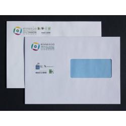Enveloppes C5 avec fenêtre...