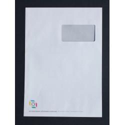 Enveloppes C4 avec fenêtre...