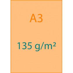 Affiches A3 135 g/m²