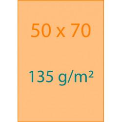 Affiches 50x70 135 g/m²