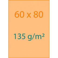 Affiches 60x80 135 g/m²