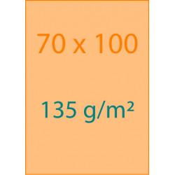 Affiches 70x100 135 g/m²